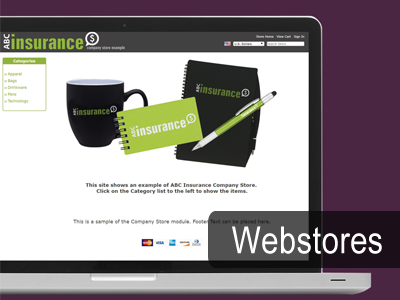 Webstores