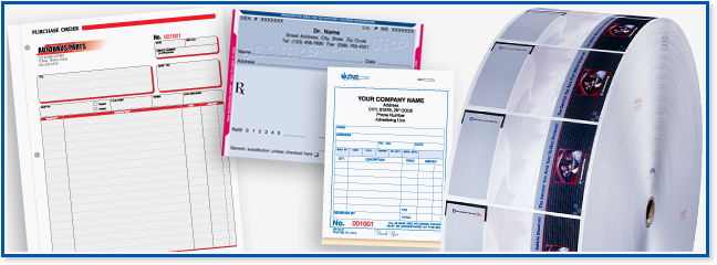 Checks & Software Compatible Forms